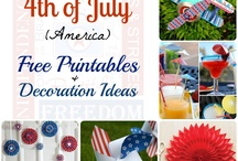Patriotic Ideas  / by Kari Reynolds