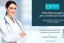 Oliva Clinic Whitefield - Advanced Skin Care & Hair Care Clinic in Whitefield, Bangalore / Another move to reach you with our skin and hair treatments! Participate in the grand opening event of Oliva's 5th Clinic in Whitefield, Bangalore on 19th August'16. The Whitefield area in Bangalore will have now the Oliva Clinic to offer best skin and hair services, Oliva has got 10 of its skin and hair clinics in the cities of Hyderabad and Bangalore. Join us and make the event a grand success.