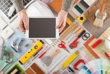O Mercado de Design de Interiores / Artigos que procuram abordar o mercado de Design de Interiores em suas várias facetas.
