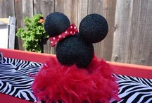 Party ideas / by Mindy Coppersmith