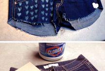 clthes DIY!!