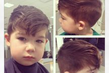 Boys style - hair