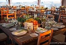 Real Weddings {Rustic Elegance} / Lovely rustic weddings by Engaging Affairs-- www.engagingaffairs.com