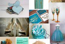 Wedding Theme: Turquoise