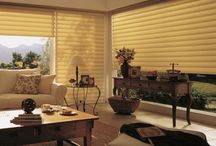 Vignette® Modern Roman Shades / Vignette® Modern Roman Shades feature consistent folds and no exposed rear cords, keeping windows uncluttered. Choose from different fold styles and sizes, and a horizontal or vertical orientation.