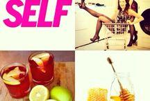 Self Magazine Weekender