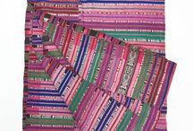Guatemalan Vintage Fabrics