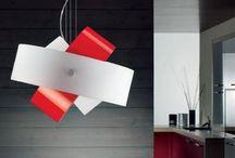 Suspension Lighting / Lampade sospensione