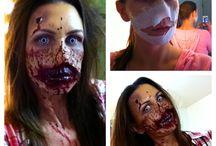 Halloween makeup ideas! / Halloween looks by @ikandybybarbie #ikandybybarbie  / by Barbie