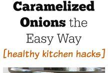 Kitchen Hacks to make life easier