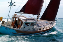 Fisher 34 / The Indomitable Fisher 34 Sailing Boat from Fisher Yachts International - a true classic and a 'real world' capable adventure yacht http://fisheryachts.com/fisher_34/