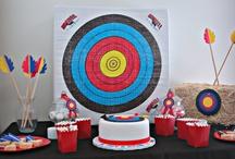 Archery Firearm Party - Food Ideas / by Barbed Wire