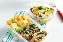 Lunch Ideas / From back-to-school to bored-with-takeout, these lunch recipes are perfect for you and the family.  / by Marsh Supermarkets