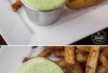 sauce/marinates