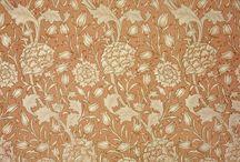 Textures, patterns, motifs