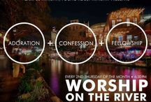 Worship on the River
