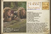 Hobbit Food / by Kerri Robichaud