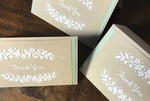 Stampin' Up! - Thankful Thoughts
