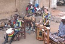 Bemidji Global Grooves / Drum Circles, Music & Sociology of Guinea.