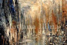 МК Город после Дождя (основа)
