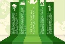 ECoCEF / Consejos para el cuidado del medioambiente. Nuestro planeta = nuestro hogar.