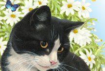 Francien's katten