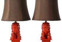 Barbara Cosgrove Table Lamps / Shop Barbara Cosgrove table lamps at Plum Goose.