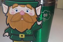 Finding Lucky / Lucky has been all over the globe - share your shots using #NDLucky on social media!