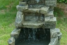 Открытые фонтаны