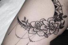 Tatuaggi luna