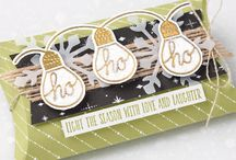 Stampin Up - Wishes All Aglow