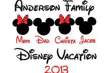 Disney Vacay Ahead!