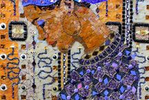 Mosaics - People / Mosaics of people, real and unreal.