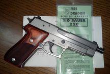 Conversion Pistols / SIG P220ST - 45 ACP - .400 Corbon Conversion