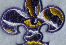 Applique - Tigers / by Ginger Collins