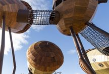 Amazing Playgrounds / Innovative playgrounds from around the world- public outdoor play spaces