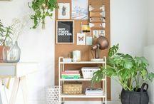 Work/study zone