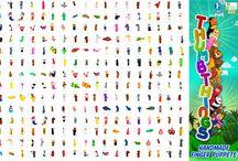 ThumbThings Handmade Finger Puppets / www.fingerpuppetsinc.com