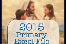Primary 2015 Theme ideas