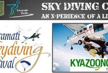 KyaZoonga.com: Buy tickets online for Baramati Skydiving Festival