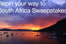 Repin Your Way to South Africa / Congrats to our winners of the Repin Your Way to South Africa Contest! Our lucky winners are: Tickets-Marileina Vorstman, Rolling Luggage-Mari-Het Demond, Duffel-Rachel Wynsma, Safari Hat-Sandy  Hillenbrand, Shirts-Selinda Van Horn, Baseball Hat-Amanda Franklin, Swag Pack-Shannon Greene. / by South African Airways