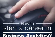 career in analytics