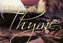 Trusting Thyme / Cover Art Reveal