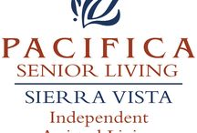 Sierra Vista Independent and Assisted Living / Welcome to Pacifica Senior Living Sierra Vista, our beautiful, safe and friendly community of quality caregivers, well trained professionals, and most importantly, satisfied residents. Our beautiful community offers a full spectrum of independent and assisted living services administered by a specifically trained, caring and experienced staff.