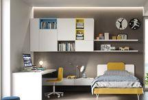 Tween Boy Bedroom