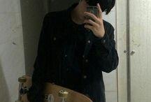 mirror boy >> 소년