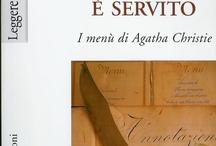 Il delitto è servito - i Menù di Agatha Christieie