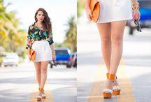 Miami Vibes Summer Lookbook 2014