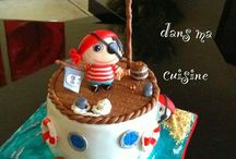 Cake creations....