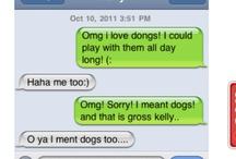 things that make me laugh / by Jennifer Dessing